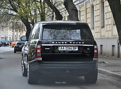 AA2266BP (Vetal_888) Tags: ukraine rangerover kyiv aa licenseplates україна київ aabp номернізнаки aa2266bp