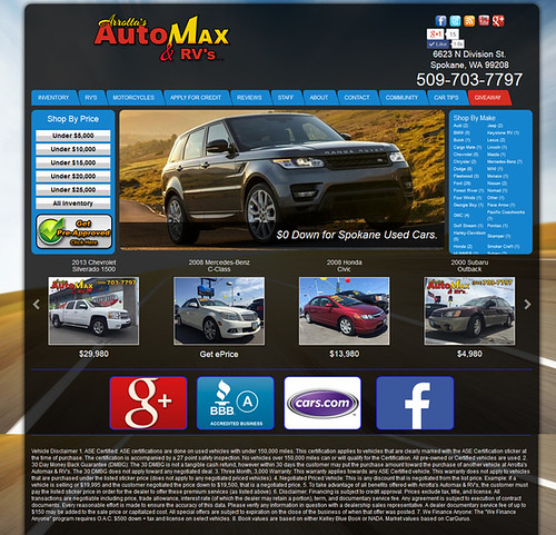Website Sample 2