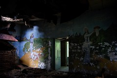 (Farlakes) Tags: abandoned army decay ddr former base farlakes