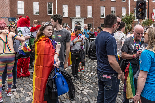 DUBLIN 2015 LGBTQ PRIDE PARADE [WERE YOU THERE] REF-106027