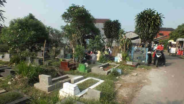 Tempat Pemakaman Umum Blender