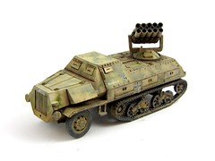 IMG_8173 (Troop of Shewe) Tags: 156 maultier 15cm warlordgames troopofshewe sdkfz41 panzerwerfer42