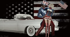 The American Dream (roxi firanelli) Tags: yummy ad boudoir illusions belleza bz aeros unorthodox analogdog aitui delmay