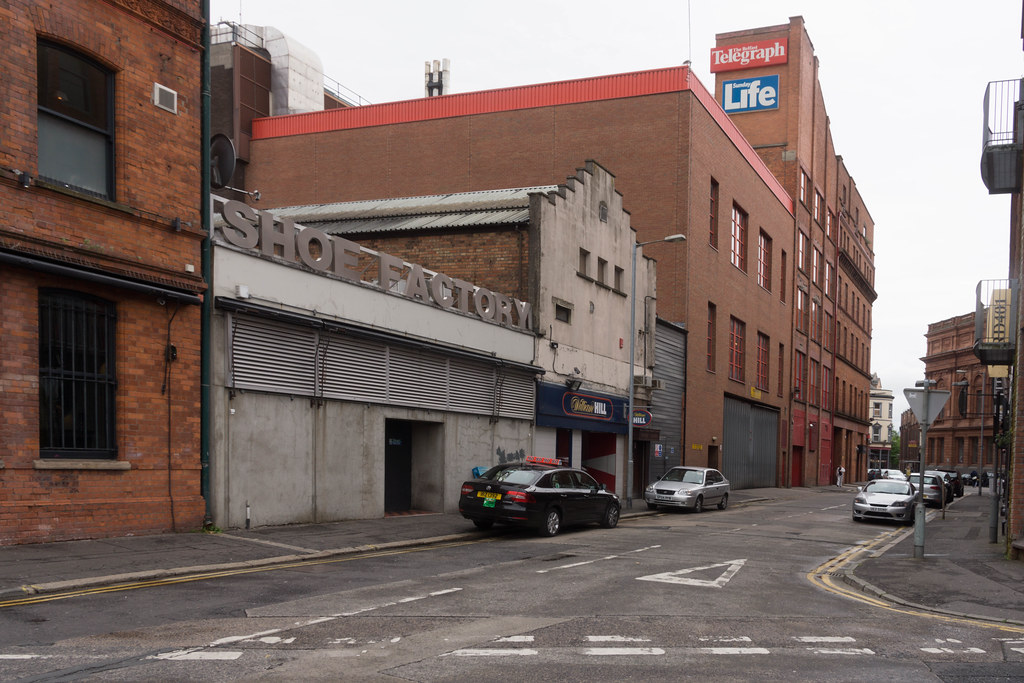 BELFAST CITY MAY 2015 [RANDOM IMAGES] REF-106359
