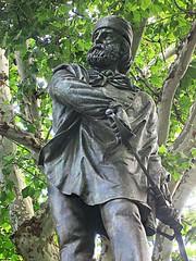 Garibaldi (DannyAbe) Tags: italian washingtonsquarepark garibaldi greenwichvillage