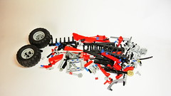 Scythe Bar Mower (My Own Lego Technic Creation) (hajdekr) Tags: inspiration motion field lego engine instructions manual sickle tutorial assembly tuto moc agro assemblyinstructions selfpropelled legotechnic myowncreation agricultureindustry legointerest scytheproductcategory scythebarmower mowerproductcategory