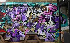 DKAE (cocabeenslinky) Tags: street city uk red england urban house streetart london art public lumix photography graffiti pub artist photos united capital lion culture july kingdom east panasonic elements hip hop graff eastend artiste 2015 dkae dmcg6 cocabeenslinky