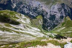 Orrido / Precipice (Michele Massetani) Tags: parco mountains stuff marche precipice monti macerata cose nazionale orrido sibillini