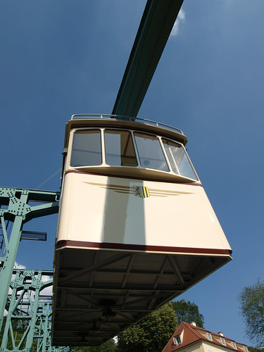 The Dresden Suspension Railway