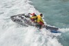 Waikiki Beach (Ollie - Running on Empty) Tags: nikond7100 afsdxvrnikkor18200mmf3556gifed oliverleverittphotography hawaii oahu waikiki waikikibeach jetski lifeguard rescue