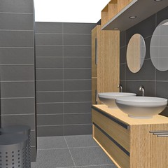 Updated bathroomdesign (Jimmy Benson) Tags: modeling 3d photoview render solidworks interior design bathroom