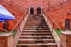 Fort 9 ... (Bijanfotografy) Tags: fujifilm fuji fujifilmxc1650 fujifilmxa1 xtrans newdelhi delhi redfort redfortcomplex steps