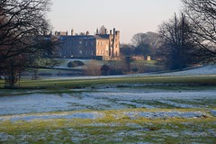 Ripley Castle in the Frost (The Brit_2) Tags: castle ripley yorkshire lake frost uk grounds absolutelystunningscapes