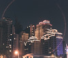 Taichung City (tpkcpk) Tags: taichung taiwan sky night lights color formosa canon travel city architecture building 50mm
