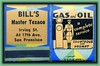 Bill's Master Texaco Matchbook (inferno55- thanks for 1 million views!) Tags: texaco matchbook sanfrancisco 1939