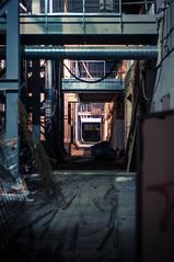 171/365 (alex bo.) Tags: 365 365project urban france nantes street streetphotography city cityscape 50mm nikon nikond90 chantier travaux construction