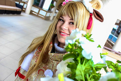 IMG_7259 (kado_li) Tags: kotori minami love live lovelive school idol project cosplay anime manga holiday matsuri 2016 holmat