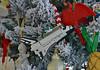 Angel Wings & Flying Things (BKHagar *Kim*) Tags: bkhagar christmas decoration spaceshuttle angel bird cardinal redbird christmastree holiday nasa astronaut orbit