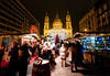 St Stephen's Christmas Market in Budapest, Hungary (` Toshio ') Tags: toshio budapest hungary europe ststephensbasilica church basilica christmasmarket christmas people european europeanunion fujixe2 xe2 mulledwine shop shopping lights december