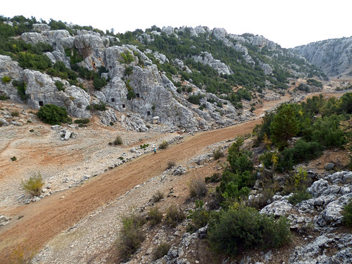 Olba - aqueduct view (3)