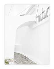 6574hb Lines, Curves, Arches and Alleyways (foxxyg2) Tags: hk highkey art arches alleyways churches lines curves white keramoti naxos cyclades greece greekislands islandhopping islandlife