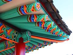 Suwon Fortress (anjalikahh) Tags: korea suwon temple fort fortress traditional asia south