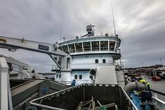 New Antares LK419 (Ivan Reid) Tags: antares lk419 maiden trip pelagic trawler new trawls fish lerwick whalsay shetland catch simek herring mackerel bluewhiting symbister flekkefjord