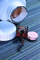 One Vitamin a Day (ShellyS) Tags: vitamins itty railroadfigures hoscale