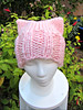 Pussy Hat 3 (Needleloca) Tags: 2017 pussyhats knitting womensmarch projects