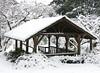 Snowy Tea House (dmeeds) Tags: teahouse snow