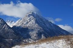 Le Salentin (bulbocode909) Tags: valais suisse branson fully follatères montagnes nature salentin paysages hiver neige nuages bleu
