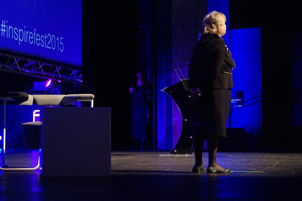Susan McKenna-Lawlor Suggested That We In Ireland Should Build Our Own Rocket [Inspirefest 2015]---105770