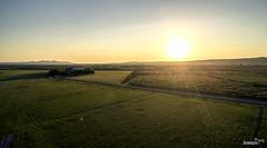 Pogled suncu s piste