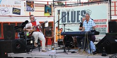 Jeff Zima . La nuit du Blues Cabannes