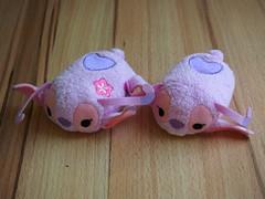 Disney Tsum Tsum Angel (sh0pi) Tags: 3 set angel bag stitch small 4 duckling 8 disney plush ugly plus 12 plsch beanie lilo minis disneystore beanies tsum stackable stapelbar scrump schrulle tsums