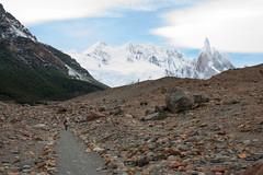 Rumbo al Cerro Torre (Ariadna Sprio) Tags: patagonia paisajes santacruz argentina landscapes paraiso marzo montañas elchalten patagoniaargentina 2015 cerrotorre surargentino paisajepatagonico