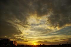 k5_imgp2631_20150719 (mick ronno) Tags: sunset pentax smc k5 夕焼け 1855mmf3556 pentaxdal 20150719