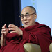 The Dalai Lama speaks at the NIH