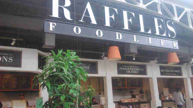 Raffles Foodlife