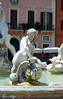 Nereid with fish (DameBoudicca) Tags: italy italien italia italie イタリア rome rom roma ローマ fountain fontana fontaine fontän springbrunnen fuente 噴水 marble marbre marmo marmor mármol 大理石 scultura sculpture escultura skulptur 彫刻 statue staty statua estatua 塑像 nereid nereide nereïde néréide ネーレーイス fountainofneptune fontanadelnettuno neptunusfontänen neptunbrunnen fuentedeneptuno fontainedeneptune ネプチューンの噴水 piazzanavona plazanavona ナヴォーナ広場 antoniodellabitta giacomodellaporta gregoriozappalà