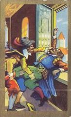 Deutschland hoch in Ehren / Sammelbild 084 (micky the pixel) Tags: buch book livre album sammelalbum sammelbilder sammelkarte card zigarettenbilder vintage geschichte history martinbrinkmannzigarettenfabrik deutschlandhochinehren pragerfenstersturz dreisigjährigerkrieg