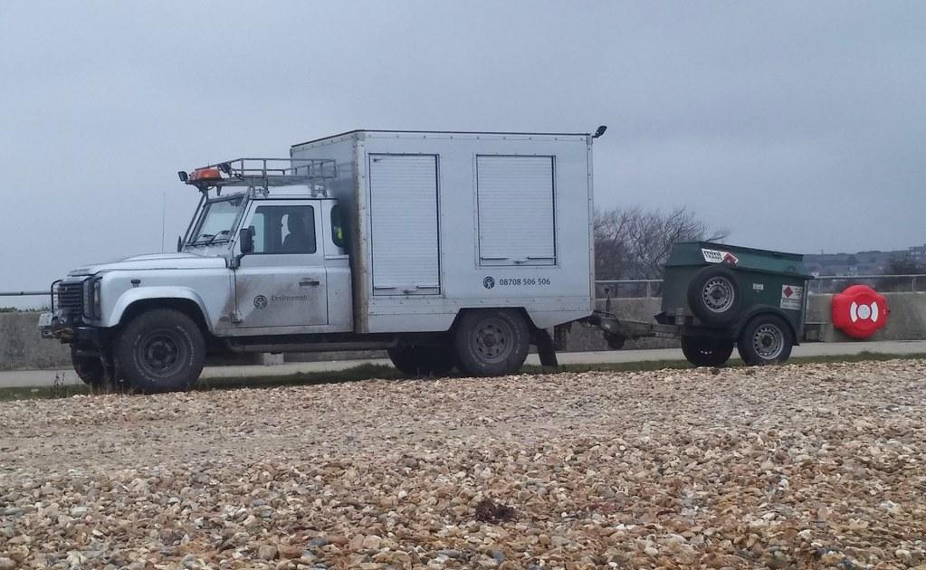 Land-Rover Defender (2010)