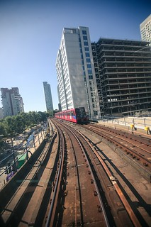 Railyway tracks
