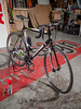 PC110770 (daniel kuhne) Tags: rennrad roadbike cannondale winterfest inspektion reinigung pflege fahrrad sport meanmachine