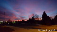 December 15, 2016 - A gorgeous sunrise in Broomfield. (David Canfield)