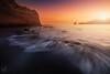 Dark beach (Lyp .) Tags: lyp canon canoneos6d couchédesoleil sunset sunrise landscape languedocroussillon france hérault mer méditéranée digitalblending hdr sea seascape