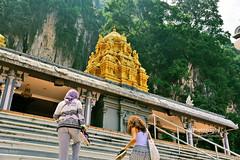 Diversity is what we need (Ormastudios) Tags: temple hindu muslim people