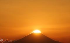 Diamond Fuji (2012jun) Tags: hdr jap japan mt fuji 富士山 風景 夕日 sony ilca77m2
