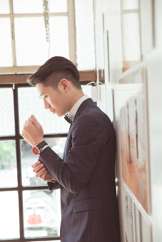 [自助婚紗] 士毅 & 宜蓁 / 彰濱