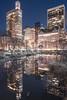 Central Park at Night (RBudhu) Tags: 432parkavenue centralpark cityscape longexposure midtown newyorkcity plazahotel pond ryanbudhu